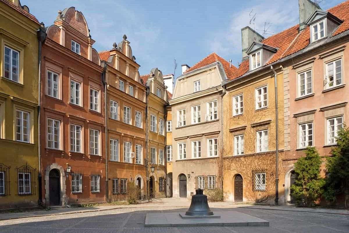 Glocke Warschau