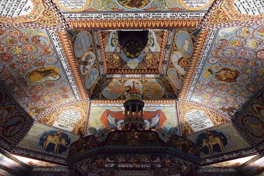 polin-synagoge