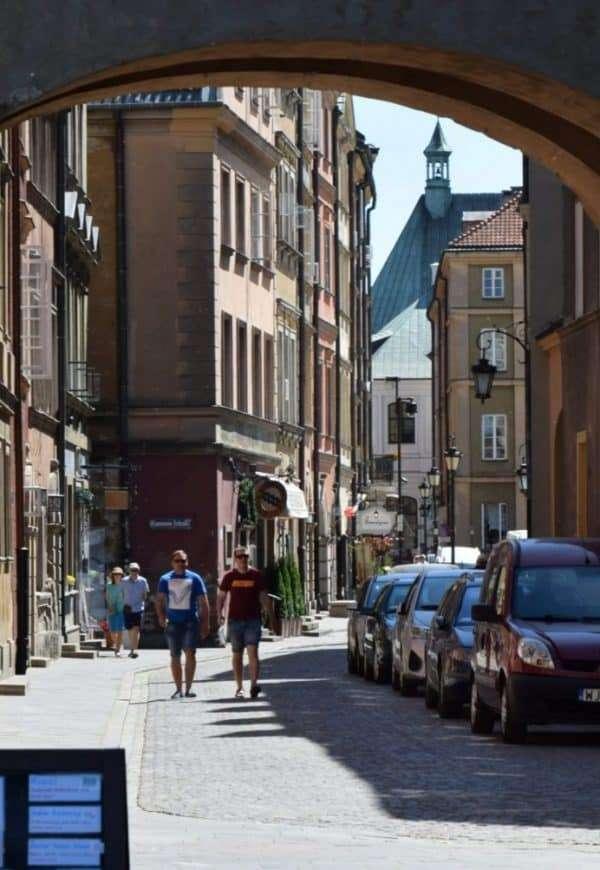 warschau-altstadt-krzywe-kolo