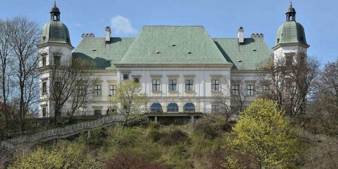 schloss-ujazdow-warschau